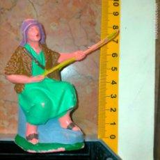 Figuras de Belén: FIGURA DE PORTAL DE BELEN NACIMIENTO . PLASTICO DURO O PVC OFERTA POR LOTES - PERSONAJE. Lote 288146983