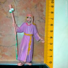Figuras de Belén: FIGURA DE PORTAL DE BELEN NACIMIENTO . PLASTICO DURO O PVC OFERTA POR LOTES - PERSONAJE. Lote 288147028