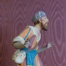 Figuras de Belén: FIGURA DE PASTOR EN 11 CM, DE MARTÍN CASTELLS. Lote 293322718