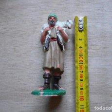 Figuras de Belén: FIGURA BELEN PASTOR. Lote 293718518
