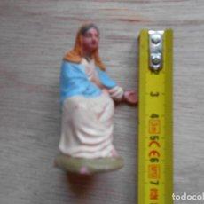 Figuras de Belén: FIGURA BELEN MARÍA. Lote 295618213