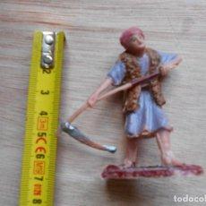 Figuras de Belén: FIGURA BELEN CEGADOR. Lote 295618348