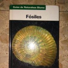 Coleccionismo de fósiles: FÓSILES - GUÍAS DE NATURALEZA BLUME - KARL BEURLEN / GERHARD LICHTER - 2001. Lote 204266583
