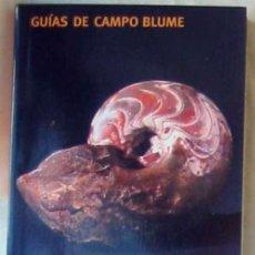 Coleccionismo de fósiles: FÓSILES - GUÍAS DE CAMPO BLUME - GERHARD LICHTER - ED, BLUME 2003 - VER FOTOS. Lote 204548836