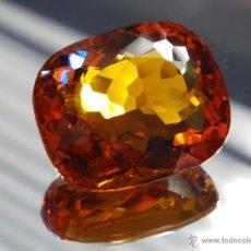 Coleccionismo de gemas: 63.05 CT CITRINO NATURAL 27 X 21 X 13 MMS.. Lote 45591304