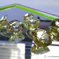Coleccionismo de gemas: 90.35 CT LOTE DE 6 CITRINOS NATURALES .. Lote 45658627