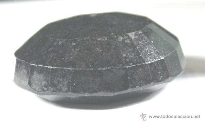 Coleccionismo de gemas: ZAFIRO NATURAL AZUL TALLA REDONDO DE 440 QUILATES CON CERTIFICADO GEMOLOGICO - Foto 8 - 46602653