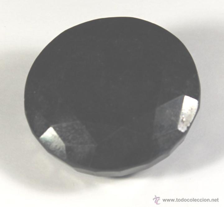 Coleccionismo de gemas: ZAFIRO NATURAL AZUL TALLA REDONDO DE 440 QUILATES CON CERTIFICADO GEMOLOGICO - Foto 9 - 46602653