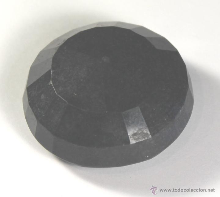 Coleccionismo de gemas: ZAFIRO NATURAL AZUL TALLA REDONDO DE 440 QUILATES CON CERTIFICADO GEMOLOGICO - Foto 10 - 46602653