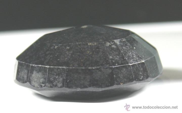 Coleccionismo de gemas: ZAFIRO NATURAL AZUL TALLA REDONDO DE 440 QUILATES CON CERTIFICADO GEMOLOGICO - Foto 12 - 46602653