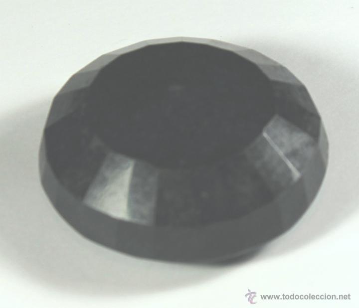 Coleccionismo de gemas: ZAFIRO NATURAL AZUL TALLA REDONDO DE 440 QUILATES CON CERTIFICADO GEMOLOGICO - Foto 13 - 46602653