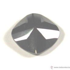 Coleccionismo de gemas: DIAMANTE NATURAL NEGRO DE 8,97 QUILATES CON CERTIFICADO GEMOLOGICO. Lote 46612217