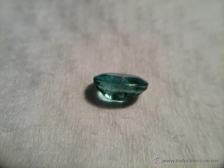 Coleccionismo de gemas: Esmeralda Natural de Colombia 0,73.CT - Foto 2 - 46865703