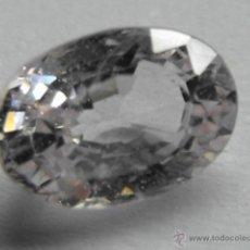 Coleccionismo de gemas: ZAFIRO NATURAL DE CEILAN (SRI LANKA) DE 0,70 QUILATES. Lote 47644566