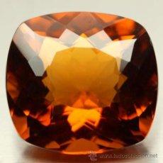 Coleccionismo de gemas: 40.95 CT CITRINO NATURAL 23,89 X 20,74 X 11,97 MMS.. Lote 47912930
