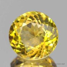 Coleccionismo de gemas: 34.05 CT CITRINO NATURAL 21,5 X 13 MMS.. Lote 47913090