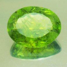 Coleccionismo de gemas: PERIDOTO NATURAL. 15 QUILATES. PAKISTAN. DE COLECCION PARTICULAR.. Lote 56959604