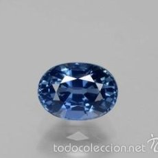 Coleccionismo de gemas: ZAFIRO AZUL DE 1.07 KILATES - MIRAR DENTRO Y LEER DESCRIPCION VER FOTO - Nº23. Lote 60643502