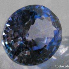 Coleccionismo de gemas: ZAFIRO DE CEILÁN, NATURAL Y SIN TRATAMIENTOS QUÍMICOS, DE 1,08 QUILATES.. Lote 71509759