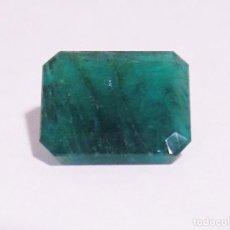 Coleccionismo de gemas: ESMERALDA NATURAL 4,13 KTS.. Lote 77909133