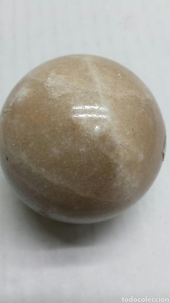 Coleccionismo de gemas: Gema bola pulida Cipoline - Foto 2 - 78072382