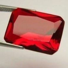 Coleccionismo de gemas: RUBI ROJO SANGRE DE PICHON 4,80 KILATES MEDIDA 13X10X7 - LEER DENTRO LA DESCRIPCION - Nº47. Lote 139584345