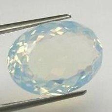 Coleccionismo de gemas: OPALO DE FUEGO DE 8 KILATES Y MIDE 17X14X8 MILIMETROS - Nº2. Lote 87673360