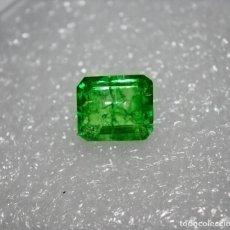 Coleccionismo de gemas: BONITA ESMERALDA NATURAL ZAMBIA 5.65 CT CON CERTIFICADO GGL . Lote 96562115