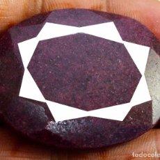 Coleccionismo de gemas: RARA Y GIGANTE RUBY ROJO SANGRE NATURAL 131 CT. . Lote 96911223