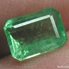 Coleccionismo de gemas: PRECIOSA ESMERALDA DE 2,12 QTES. 9,3X6,0X4.9 MM.. Lote 98235679