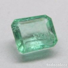 Coleccionismo de gemas: BONITA ESMERALDA DE 1,43 QTES, 7,0X6,0X5,0 MM.. Lote 98236035