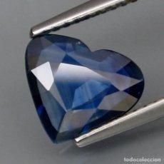 Coleccionismo de gemas: ZAFIRO NATURAL 1.94 QUILATES.. Lote 100755479