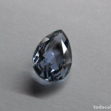 Coleccionismo de gemas: ZAFIRO NATURAL CON CERTIFICADO SIN TRATAMIENTO 1,87 QUILATES. SAPPHIRE UNTREATED 1.87 CT. VER VIDEO. Lote 100815951
