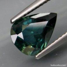 Coleccionismo de gemas: ZAFIRO NATURAL 2.26 QUILATES.. Lote 101233011
