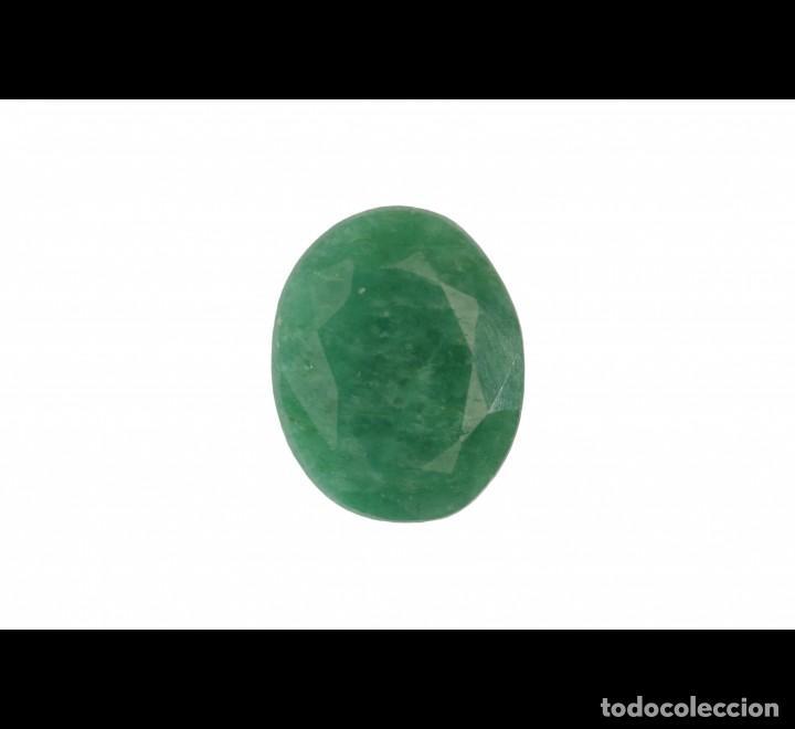 Coleccionismo de gemas: ESMERALDA NATURAL 33.5 ct - Foto 2 - 101581059