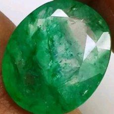 Coleccionismo de gemas: ESMERALDA NATURAL DE COLOMBIA. Lote 103521683