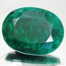Coleccionismo de gemas: ESMERALDA VERDE DE COLOMBIA 10,70 KILATES LEER DENTRO DESCRIPCION ES GRANDE Y BONITA - Nº3. Lote 104629967
