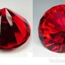 Coleccionismo de gemas: RUBI ROJO SANGRE TALLA DIAMANTE DE 1,81 KILATES - Nº141. Lote 104726819