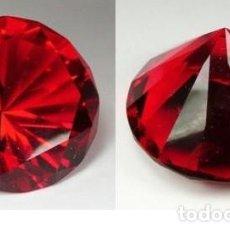 Coleccionismo de gemas: RUBI ROJO SANGRE TALLA DIAMANTE DE 1,86 KILATES - Nº146. Lote 104727243