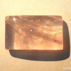 Coleccionismo de gemas: CUARZO ROSA. Lote 105291899