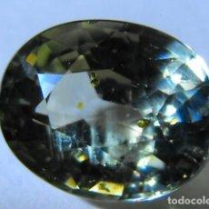 Coleccionismo de gemas: HERMOSO ZAFIRO NATURAL Y SIN TRATAR, DE 1,56 QUILATES. VER EL VIDEO. Lote 105779015