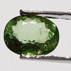 Coleccionismo de gemas: TURMALINA PARAIBA 3.44 CT GIA. Lote 106105247