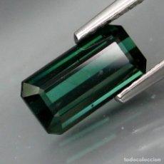 Coleccionismo de gemas: TURMALINA 13,0 X 5,4 X 4,0 MM.. Lote 109838655