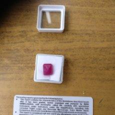 Coleccionismo de gemas: BERILO ROJO. Lote 114002851