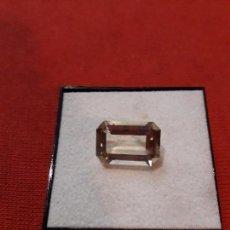 Coleccionismo de gemas: CUARZO LIMÓN DE 5 KILATES. Lote 114273931