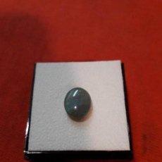 Coleccionismo de gemas: ÓPALO NEGRO DE 3 KILATES. Lote 114339687