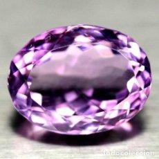 Coleccionismo de gemas: AMATISTA 13,5 X 10,5 MM.. Lote 117452023