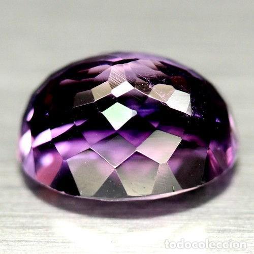 Coleccionismo de gemas: AMATISTA 13,5 x 10,5 mm. - Foto 2 - 117452023