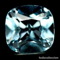 Coleccionismo de gemas: TOPACIO 9,0 X 9,0 MM.. Lote 219301793