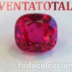 Coleccionismo de gemas: ZAFIRO ROSA DE 9,50 KILATES CON CERTIFICADO IGL MEDIDA 12X10X6 MILIMETROS = 1,2X1 CENTI-Nº13. Lote 118115439